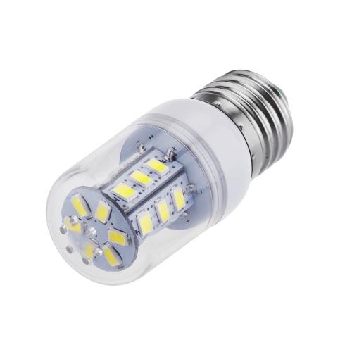 220V E27 5W 24 LED SMD 5730 Żarówka lampy Kukurydza 360 stopni Biała 220-240V
