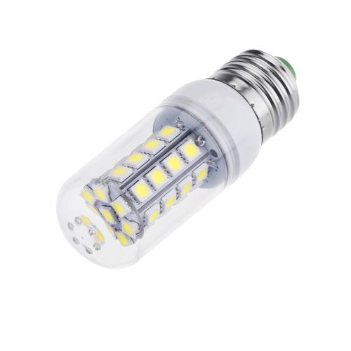Luz de LED maíz E27 5W 5050 SMD bombilla lámpara iluminación 36 Leds ahorro 360 grados blanco 220-240V