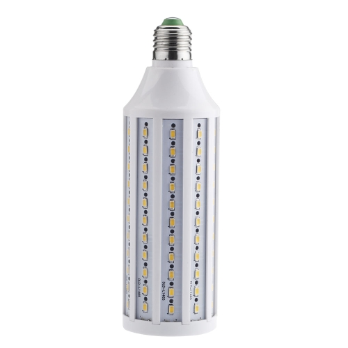 E27 30W 5630 SMD 132 LEDs Energy Saving Corn Light  Lamp Bulb 360 Degree Warm White 200-230V