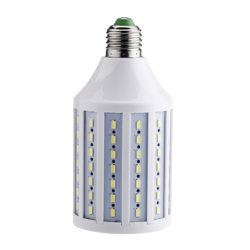 E27 25W 5630 SMD 98 LEDs Energy Saving Corn Light  Lamp Bulb 360 Degree White 200-230V