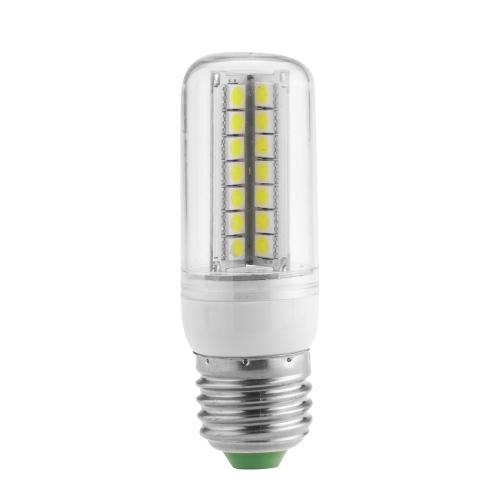 E27 7W 5050 SMD светодиоды 56 энергосбережения кукуруза 360 градусов белый свет лампы лампы 200-230 в