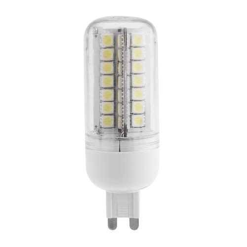 G9 7W 5050 SMD 56 Diody energooszczędne Żarówka żarówkowa 360 stopni White 200-230V