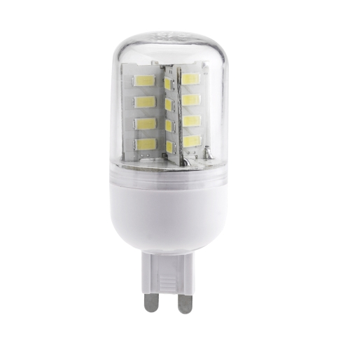 G9 3.5W 5630 SMD 32 LEDs Energy Saving Corn Light  Lamp Bulb 360 Degree White 200-230V