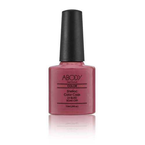 Abody 7.3ml Soak Off Nail Gel Polish Nail Art Professional Shellac Lacquer Maniküre UV Lamp & LED 73 Farben40511