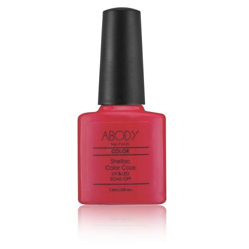 Пантелеева 7,3 мл замочить Off ногтей гель польский ногтей искусство Professional Shellac лак маникюр УФ-лампа & LED цвета 73 09943