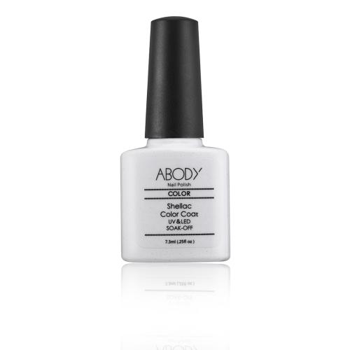 Abody 7.3ml Soak Off Nail Gel Polish Nail Art Professional Shellac Lacquer Maniküre UV Lamp & LED 73 Farben 40520