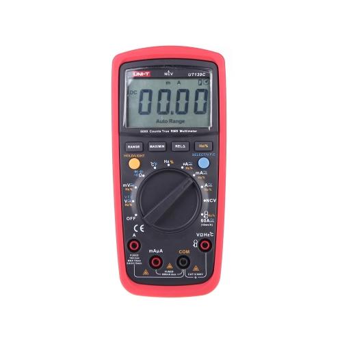 UNI-T UT139C True RMS Digitale Multimeter