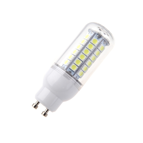 GU10 7W 5050 SMD 48 LED Corn Light Bulb Lamp Energy Saving 360 Degree White 220-240V