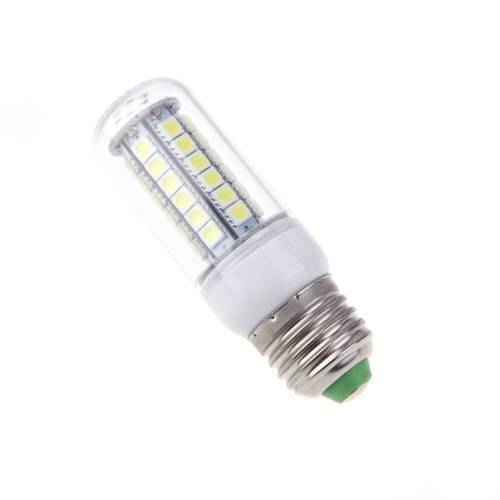 E27 7W 5050 SMD 48 LED Corn Light Bulb Lamp Energy Saving 360 Degree White 220-240V