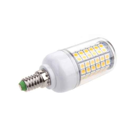 E14 15W 5050 SMD 96 LED Corn Light Bulb Lamp Energy Saving 360 Degree Warm White 220-240V