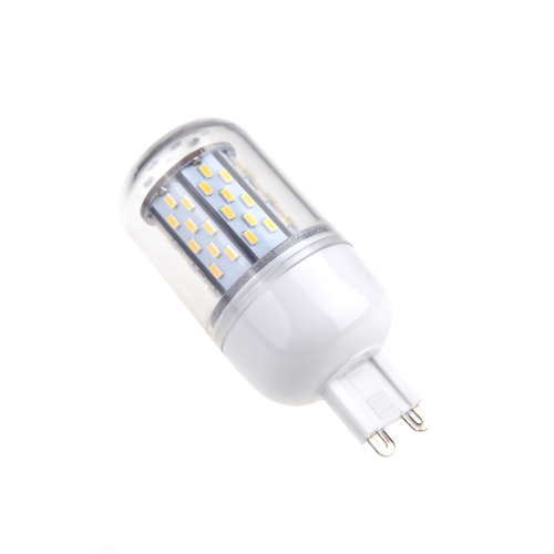 G9 5W 3014 SMD 78 LED Corn Light Bulb Lamp Energy Saving 360 Degree Warm White 85-265V