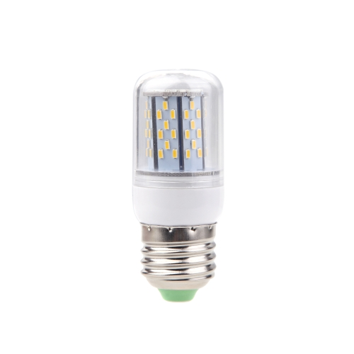 E27 5W 3014 SMD 78 LED Corn Light Bulb Lamp Energy Saving 360 Degree Warm White 85-265V