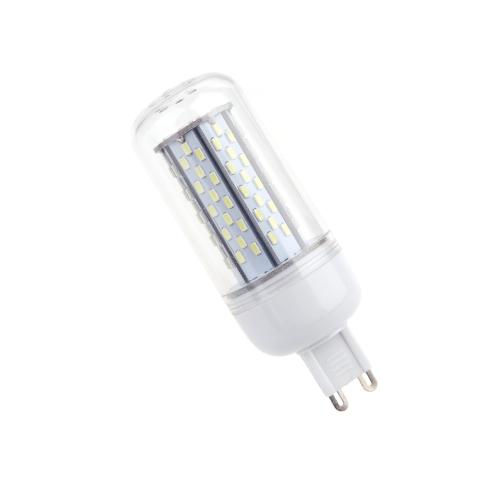 G9 7W 3014 SMD 120 LED Corn Light Bulb Lamp Energy Saving 360 Degree White 85-265V