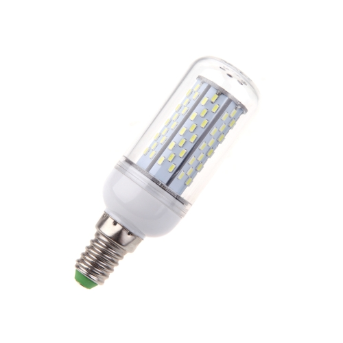 E14 7W 3014 SMD 120 LED Corn Light Bulb Lamp Energy Saving 360 Degree White 85-265V