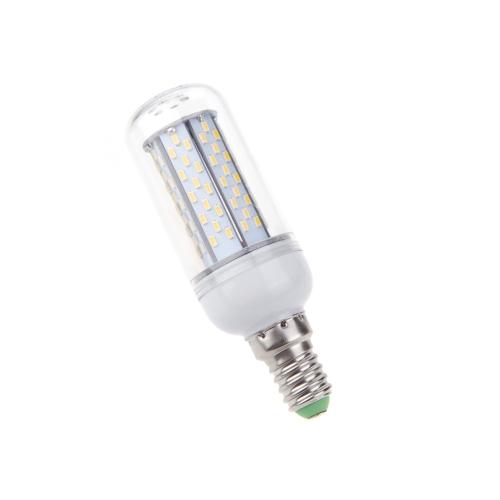 E14 7W 3014 SMD 120 LED кукуруза свет лампы лампы энергосберегающие 360 градусов теплый белый 85-265V