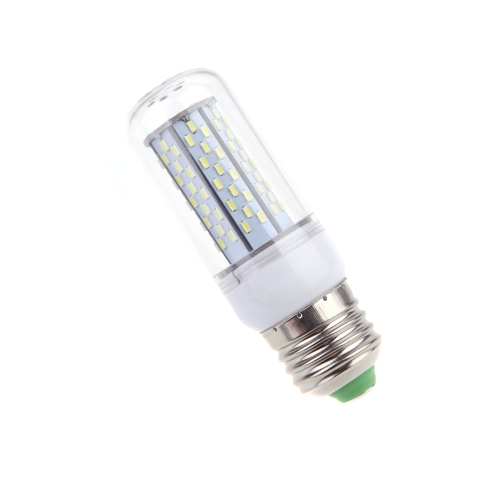 E27 7W 3014 SMD 120 LED Corn Light Bulb Lamp Energy Saving 360 Degree White 85-265V