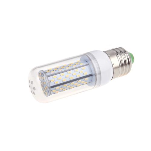 E27 7W 3014 SMD 120 LED Corn Light Bulb Lamp Energy Saving 360 Degree Warm White 85-265V