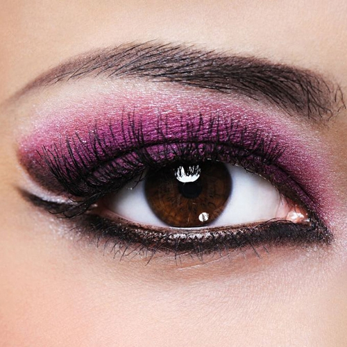 Qianyu ультра мерцание 8 цветов палитры теней для век тени макияж