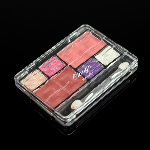Ультра мерцание 8 цветов палитры теней для век макияж глаз тени