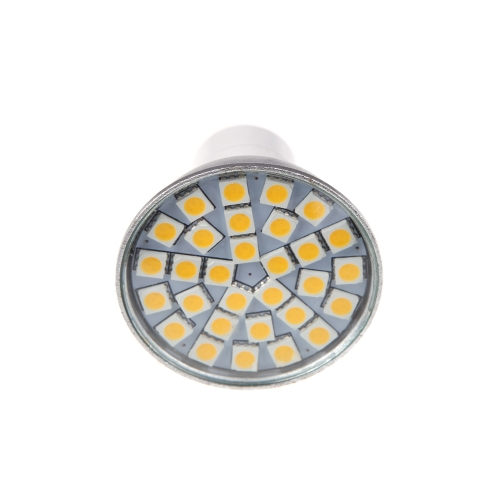 GU10 5W 5050 SMD 30 LED Light Bulb Lamp Cup Spotlight Energy Saving Warm White 85-265V