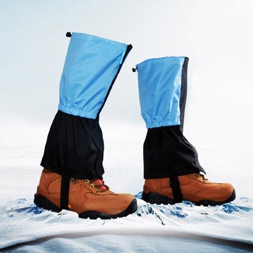Открытый водонепроницаемый ветрозащитный гетры ноги охраны лыжи, походы и восхождения