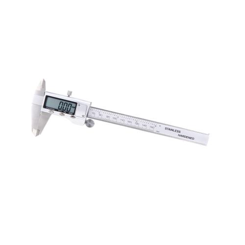 Pinça de espessura mm eletrônica liga metálica 0-150 mm de calibre