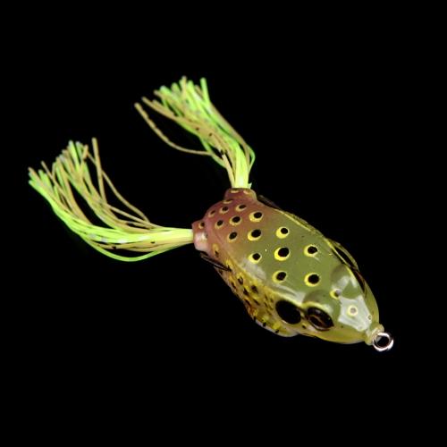 8g / 5cm Fishing Lure lebensechte Hohlkörper weiche Köder Angelausrüstung