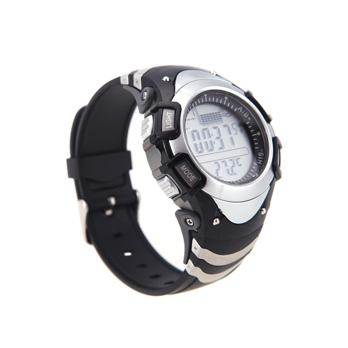 Sunroad FX704A Digital All In One 3ATM Waterproof Fishing Barometer Altimeter Thermometer Watch Multifunction