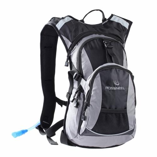 4Lバックパック スポーツバッグ 2L システムEVAウォーターバッグ付き スポーツ登山/旅行/自転車 /トレッキング アウトドア