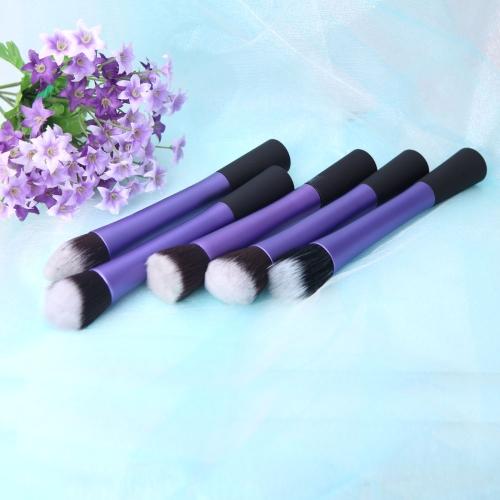 5 個セット化粧ブラシ セット化粧ブラシ顔ほお紅 Foundation ツール