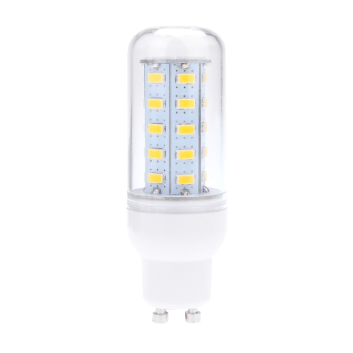 GU10 8W 5730 SMD 36 LEDs Corn Light  Lamp Bulb Energy Saving 360 Degree Warm White 220-240V