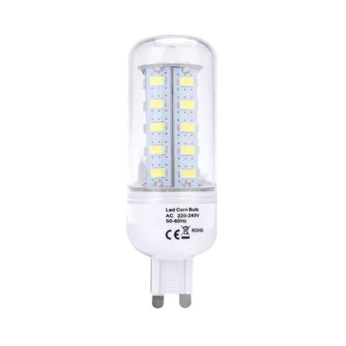 G9 8W 5730 SMD 36 LEDs maïs Light lampe ampoule éconergique 360 degrés blanc 220-240V