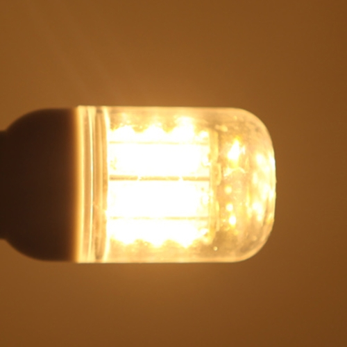 GU10 6W 5730 SMD 30 LEDs Corn Light Lamp Bulb Energy Saving 360 Degree Warm White 220-240V