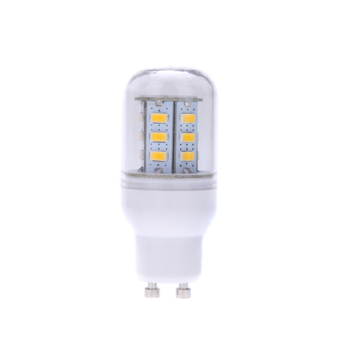 GU10 5W 5730 SMD 24 LEDs Corn Light Lamp Bulb Energy Saving 360 Degree Warm White 220-240V