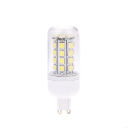 G9 7.5W 5050 SMD 36 LEDs Corn Light Lamp Bulb Energy Saving 360 Degree White 220-240V