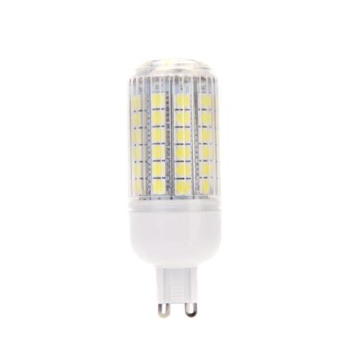 G9 15W 5050 SMD 69 LED Mais Licht Lampe Energieeinsparung 360 Grad Streifen Abdeckung Weiß 220-240V