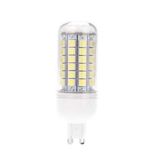 G9 15W 5050 SMD 69 LEDs Corn Light Lamp Bulb Energy Saving 360 Degree White 220-240V