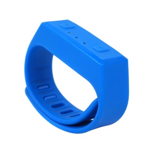 Smart Wireless Bluetooth N.NORDIC 4.0 gesund Sport Armband für Android 4.3 oder über &-für Apple für iPhone 6 für 6 Plus für 5 für 5 s für 4 für 4 s für iPad Telefon Computer Lightweight blau