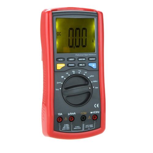 UNI-T UT70B 3999 Count DC/AC Voltage Current Resistance Capacitance Frequency Temperture DMM Digital Multimeters w/ RPM Display