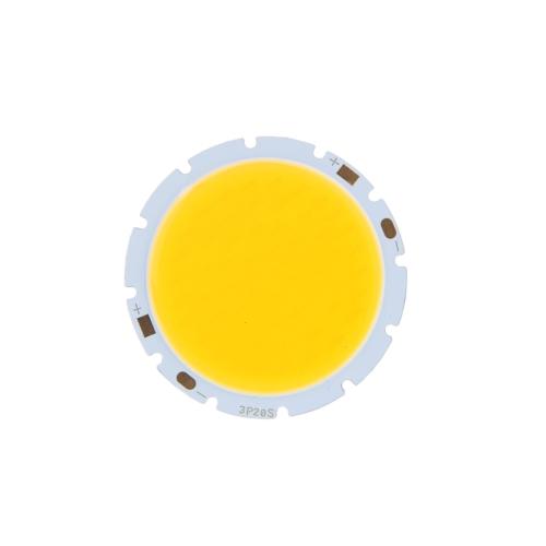 20W Runde COB superhellen LED-Chip Licht Led Lampe Birnen Warmweiß DC32-34V