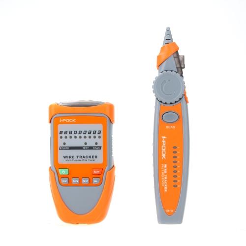 Original i-POOK PK65H Multi-purpose Wire Tracker Cable Tester w/ Adjustable Sensitivity