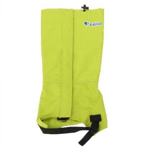 Bluefield al aire libre a prueba de viento impermeable polainas piernas protección guarda esquí senderismo escalada