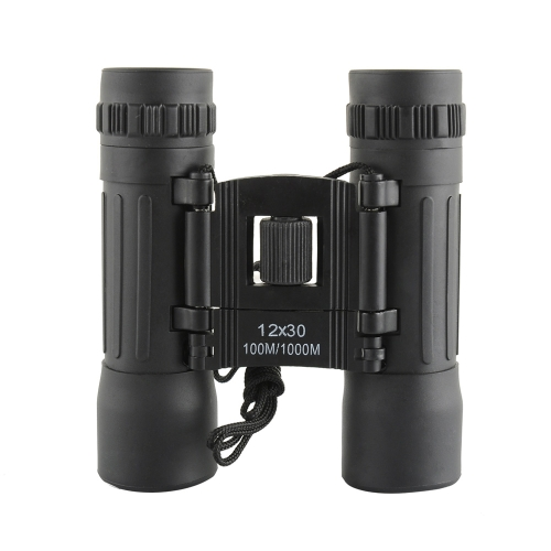 12 x 30 96/1000 m Мини Спорт оптика бинокулярный телескоп телескоп для охоты, кемпинг туризм путешествия концерт