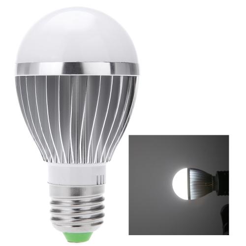 E27 7W Czujnik dźwięku i światła Automatyczna detekcja LED Lampa żarówki AC85-265V