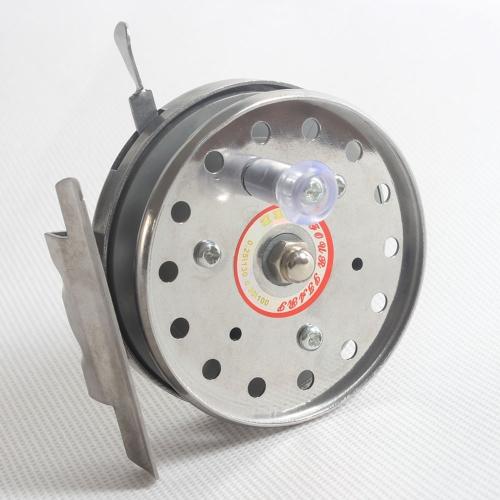 2BB Kugellager Edelstahl Fisch Reel  Angelrolle  Ehemalige Eisfischen Rad 0,25mm / 130m 0,3mm / 100m 1: 1