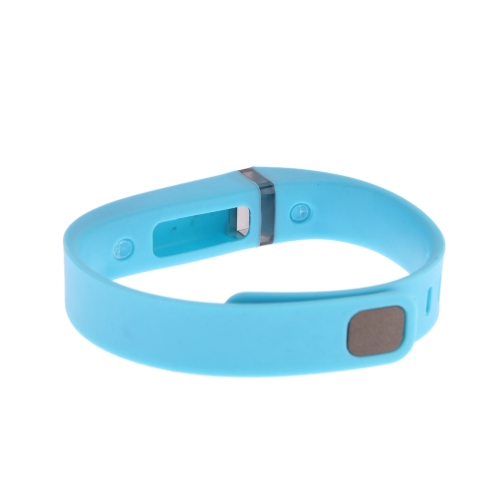 Adjustable Unisex Silicone Replacement Wrist Band Clasp for Fitbit Flex Bracelet