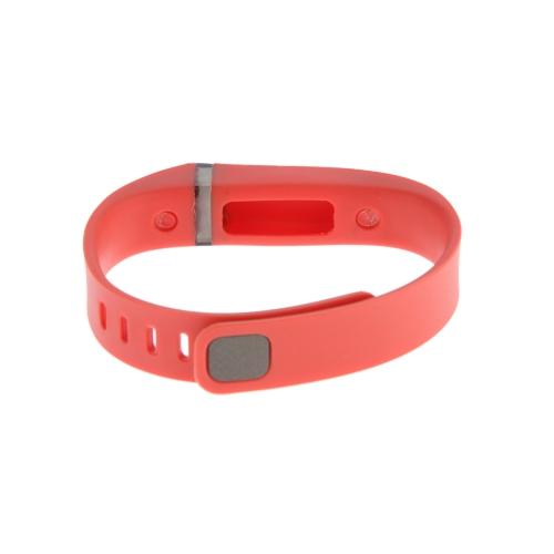 Регулируемые унисекс силиконовые замена наручные Band застежка для Fitbit Flex браслет