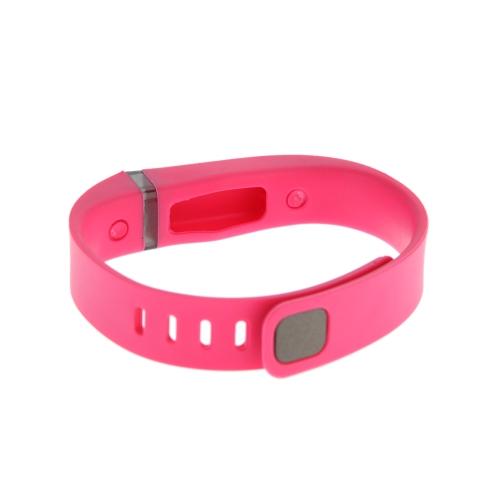 Einstellbare Unisex Silikon Ersatz Wrist Band Spange für Fitbit Flex Armband