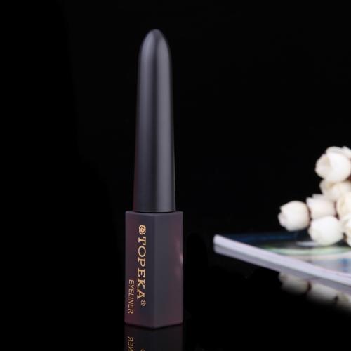 Topeka schwarzen Eyeliner Liquid Eye Liner wasserfeste Makeup kosmetische Augen Zeichenstift für Augen-Make-up