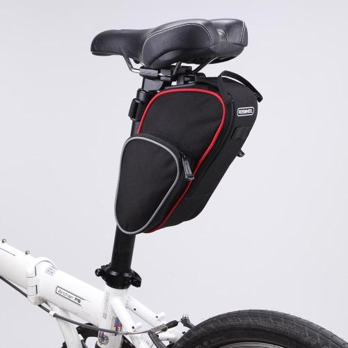ROSWHEEL Pacchetto/Borsa Sella Posto Reggisella Bici Pieghevole Bicicletta Pacchetto all'aperto